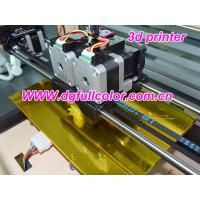 Buy cheap PLA 3D Printer With Two Color For Paper And Label Printer from wholesalers