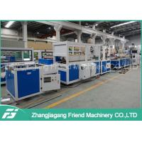 Buy cheap Automatic PVC Ceiling Panel Extrusion Line With Simens Motor Brand 380V 50HZ from wholesalers