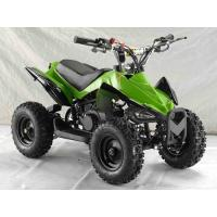 Buy cheap 49cc ATV,2-stroke,air-cooled,single cylinder,gas:oil=25:1. electric start product