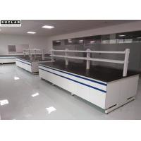 Buy cheap 3750mm Protecting Corrosion Science Classroom Furniture Optional Colors from wholesalers