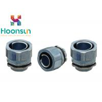 Buy cheap DPJ100 Flexible Conduit Connector Metal Hose End Style Straight Joint Connector IP65 from wholesalers