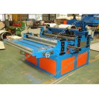 Buy cheap High Precision Tapered Sheet Metal Slitter Machine , Standing Seam Metal Roof Machine from wholesalers