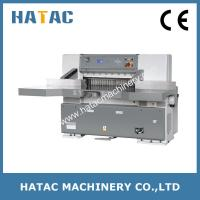 Buy cheap Automatic Plastic Film Cutting Machine,Paper Converting Machinery from wholesalers