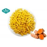 Buy cheap Turmeric Root Curcumin Capsules Supports Antioxidant and Anti-inflammatory Health with OEM Contract Manufacturing product