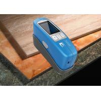 Buy cheap Single Angle Portable Gloss Meter , Gloss Level Measurement 0.5s Test Time from wholesalers