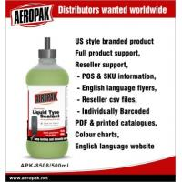 Buy cheap Puncture Liquid Emergency Tyre Repair Organic Polymer And Non Corrosive from wholesalers