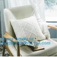 Buy cheap White and Silver Double Sides Colors Sublimation Cushion Cover Blanks Sequin Throw Cushion Cover Grey Cushion Cover from wholesalers
