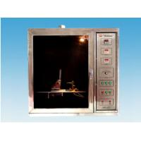 Buy cheap 0.8N - 1.2N Glow Wire Test Equipment For Plastic Parts / Non-Metallic Insulation Parts from Wholesalers