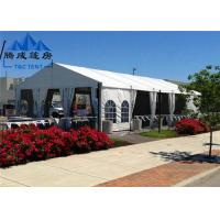 Buy cheap Clear Span Outside Event Tents With Insulated Wall For Family Parties from wholesalers