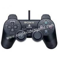 Buy cheap PS2 Dualshock Controller Gamepad black with Bangding for playstation2 from wholesalers
