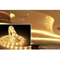 Buy cheap Warm White FPC SMD LED Strip Lights For Shopping Mall 60 leds Per Meter from wholesalers