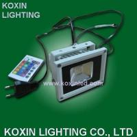 Buy cheap China 10W RGB LED Flood Light Fixture product