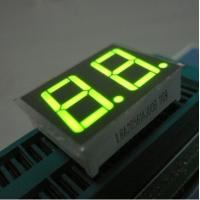 Buy cheap Numeric LED Display , 2 Digit 7 Segment LED Display For Car Dashboard from wholesalers