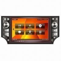 Buy cheap In-dash DVD Player with Bluetooth, Touch Screen Functions and USB Slot from wholesalers