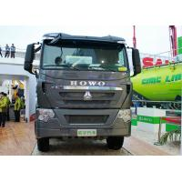 Buy cheap Red / Black Self Loading Concrete Mixer Truck For Various Construction Sites from wholesalers