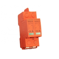 Buy cheap Residentail SUP2-PV DC SPD Surge Suppression Device from wholesalers