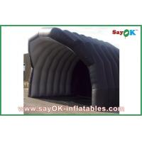 Buy cheap Inflatable Air Tight Tent Building Black Large Inflatable Tent House For Camping from wholesalers