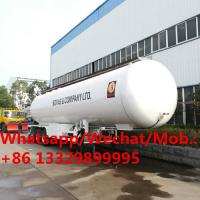 Buy cheap hot sale CLW New lpg transport trailer / new lpg transport truck tanks/lpg transport tank semi trailer for sale from wholesalers