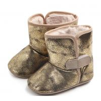 Buy cheap soft sole baby walking shoe baby girl boots  special design toddle lovely styles winter boots from wholesalers