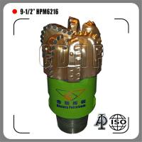 """Buy cheap API approved 9 1/2"""" pdc drill bit oil drill bit pdc cutter drill bit from wholesalers"""