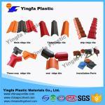 Buy cheap UPVC APVC PVC ASA Corrugated sheet trapezoid roof tile from wholesalers