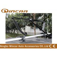 Buy cheap Universal Cross Bar kayak car carrier Saddles Cradle for Canoe Boat / Sail Board from wholesalers
