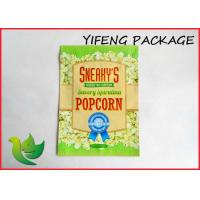 Buy cheap Biodegradable Plastic Packaging Bags / Popcorn Plastic Bag With Printing from wholesalers