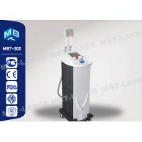 Permanent 640 - 1200 nm SHR  Hair Remover Machine Non - Invasive