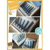 Buy cheap 6 Pieces 16mm Shank Left Hand Rotataion 6 Piece Mortising Bit Sets For Woodworking from wholesalers