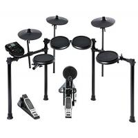Buy cheap Alesis Nitro Kit | Electronic Drum Set with 8 Snare, 8 Toms, and 10 Cymbals from wholesalers