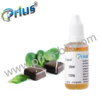Buy cheap Prius chocolate mint e liquid with tea polyphenols from wholesalers
