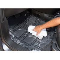 Buy cheap Automotive Carpet Protection Film , High Tack Removal Clear Protective Film from wholesalers
