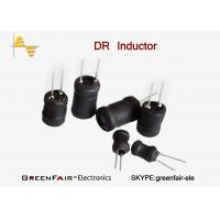 Buy cheap 235 Turns DR6 * 8 Radial Type Inductor , Ferrite Core 500mH Leaded Inductor from wholesalers