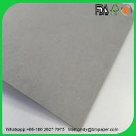 Buy cheap BM Brand Good Qualtiy Stiffness Book Binding Grey Cardboard Chipboard Book Covers from wholesalers