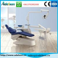 Buy cheap Certificated dental unit price dentistry chair sanitary seamless cushion product