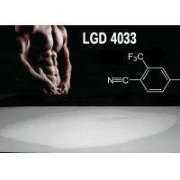 Buy cheap Sarm Lgd4033 for Muscle Gain Lgd-4033 Treatment of Muscle Wasting Sarm Powder Lgd-4033 Ligandrol CAS 1165910-22-4 from wholesalers