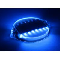 Supper Bright LED Pavement Markers Reflective Road Studs PC Shell 122x100x23 mm