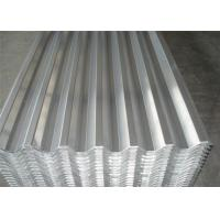 Buy cheap Longer Life Flat Surface Aluminum Roofing Sheet For Building 1050 1060 1100 V125 from wholesalers