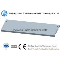 Buy cheap CB321,CB100, bailey bridge parts,Deck,u-Bolt-990,800mm-checkered plate,truss bridge,bridge from wholesalers