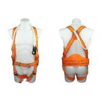 Buy cheap Safety Harness - 1 D Ring W/Energy Absorbing Webbing Lanyard, Model# DHQS006 from wholesalers