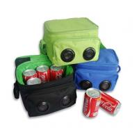 Buy cheap Polyester Cooler Powerful Portable Speakers Bag AMK-CLB-02  from wholesalers