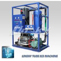 Buy cheap Siemens PLC Control Tube Ice Machine from wholesalers