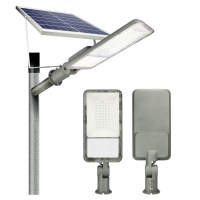 Buy cheap High Power Slim 7500lm 50w Solar Led Street Light from wholesalers