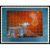 Buy cheap Blank sublimation A4 puzzle-20*29cm-120pcs from wholesalers