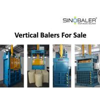 Buy cheap Vertical Balers For Sale from wholesalers