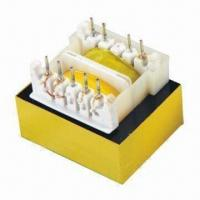Buy cheap EI35 Series Pin Transformer with 3.0 to 24.0V AC Output Voltages from wholesalers