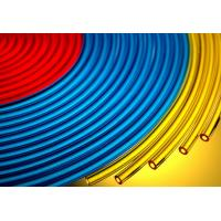 Buy cheap Wire Insulation Protection Coloured PVC Tubing  VW-1 Sleeves ID 1.0mm - 30mm from wholesalers