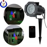 Buy cheap CE ROHS Certificated Outdoor waterproof Red Green laser light projector for Christmas season decoration from wholesalers