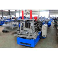 Buy cheap Highly Efficient Steel Profile Stud And Track Roll Forming Machine 18 Station from wholesalers