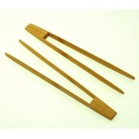 Buy cheap bamboo wooden food service tong from wholesalers
